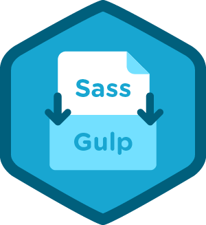 Compile Sass with Gulp