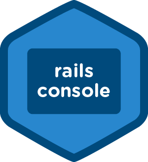 Using the Rails Console